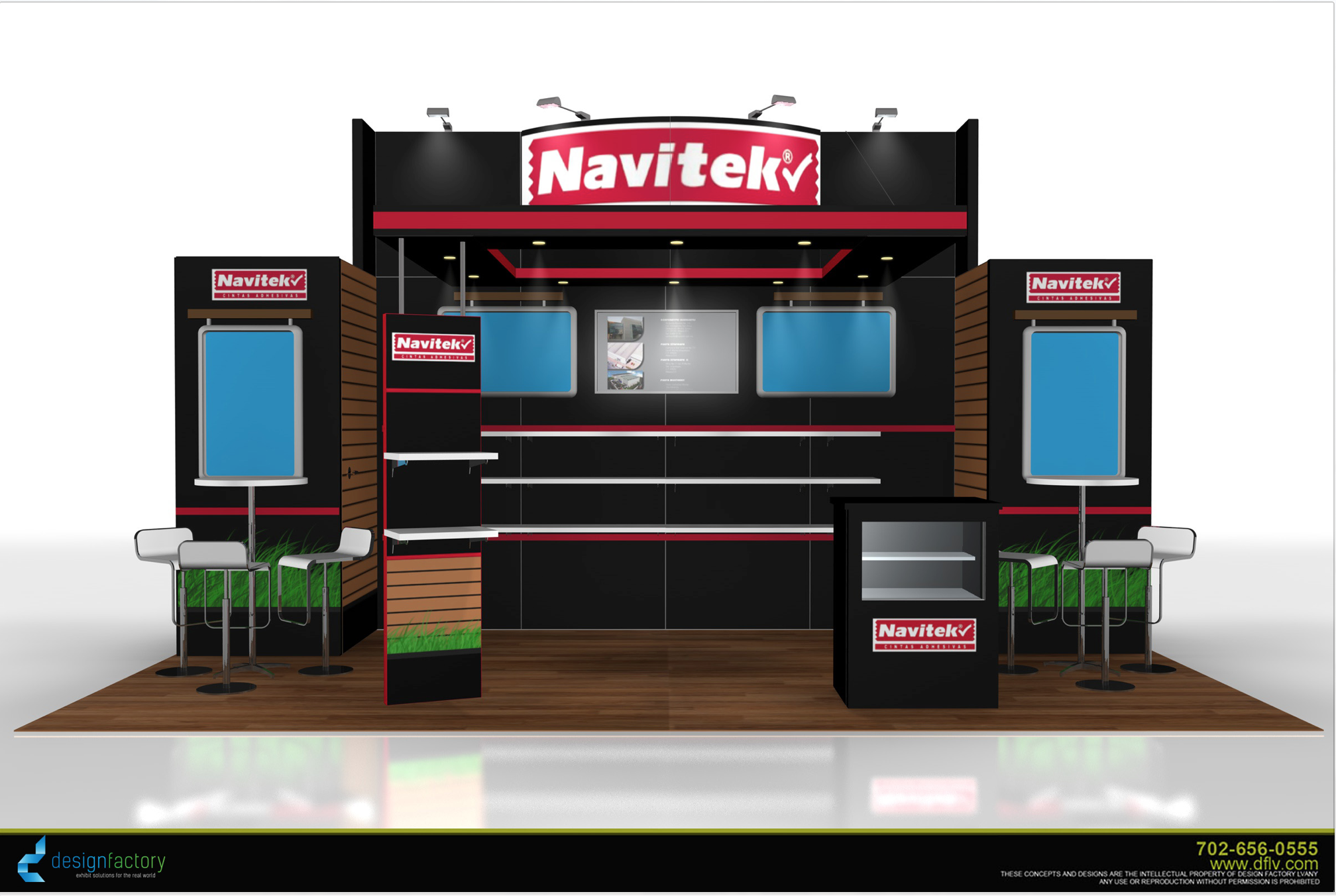 NAVITEK-RENTAL-EXHIBIT-1