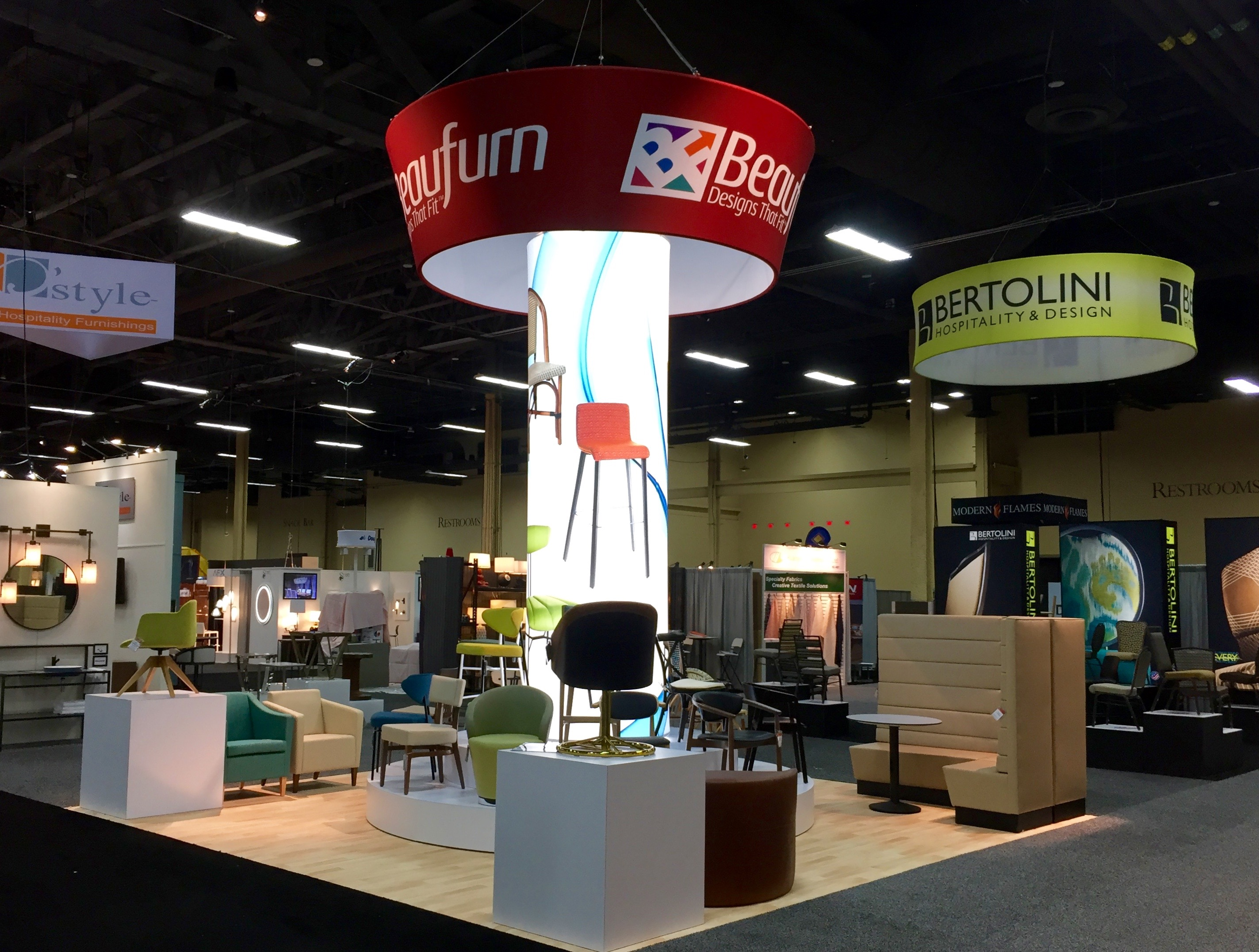 Beaufurn at HD Expo 2017