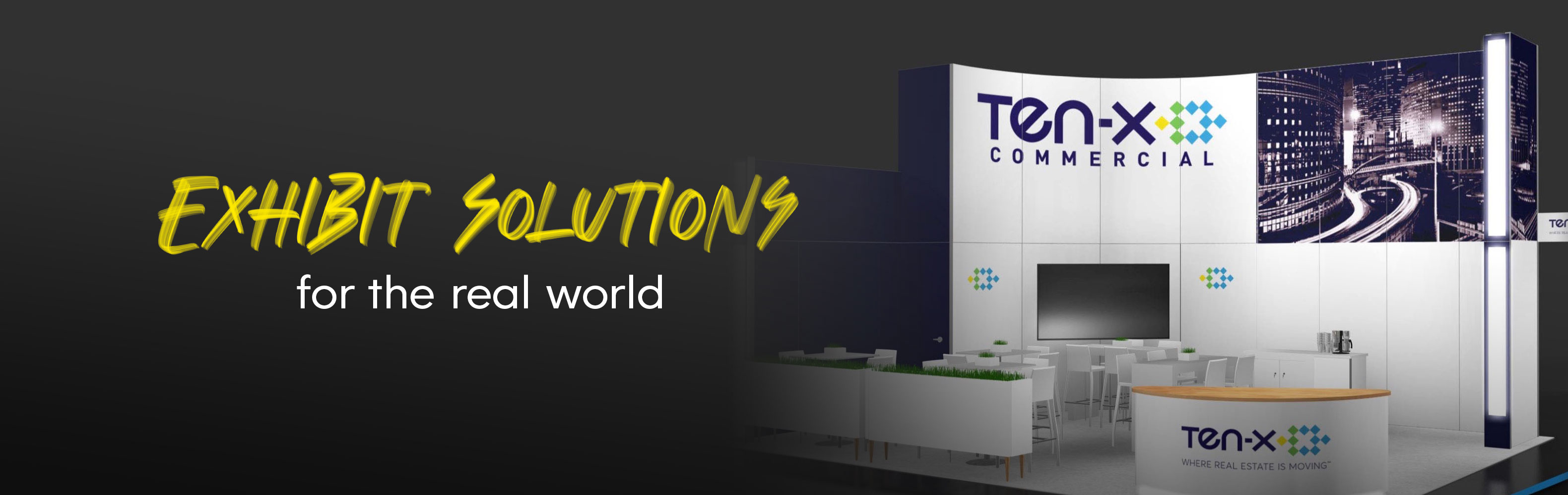 Exhibit Solutions for the real world